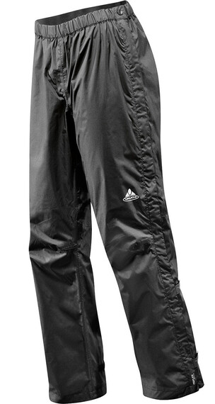 VAUDE W's Fluid Full-Zip Pants II Black (010)